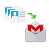 Import Contacts of Notes to Gmail