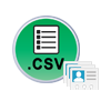 Save Contacts in .csv